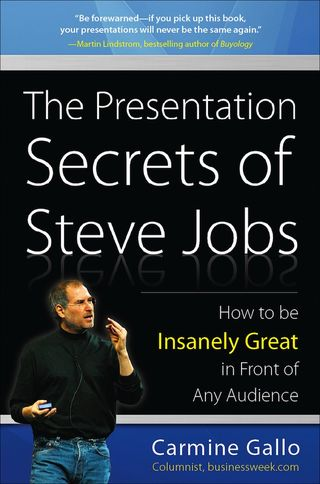Book_presentation_secrets_Steve_Jobs