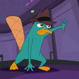 Perry-the-platypus