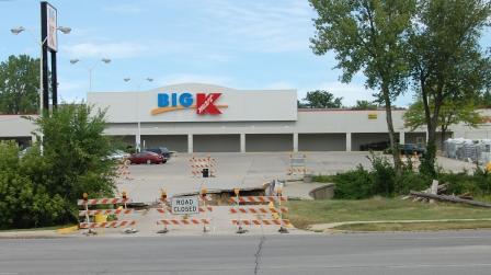 Kmart_roadblock